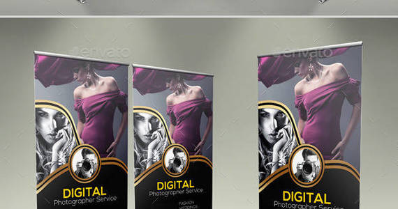 Box photography rollup banner preview
