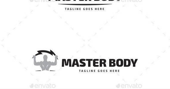Box master body logo template
