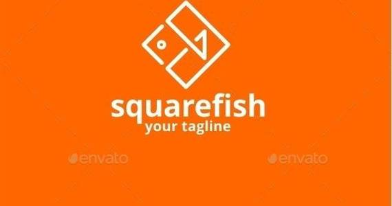 Box square 20fish 20logo 20 preview
