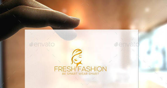 Box fresh fashion logo preview