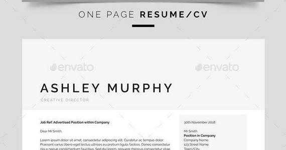 Box resume ashley preview