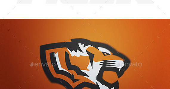 Box preview 20tiger 20logo 20template