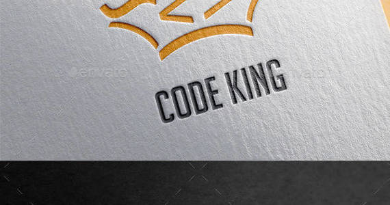 Box code king logo preview