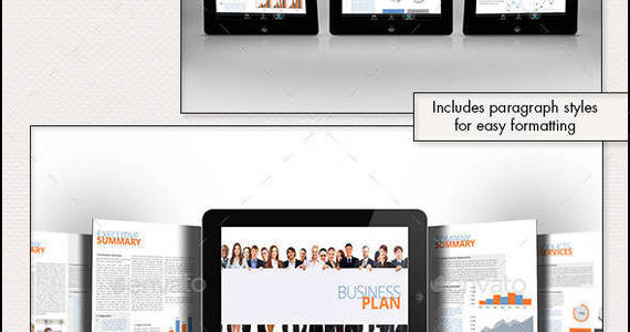 Box business plan for tablets   preview