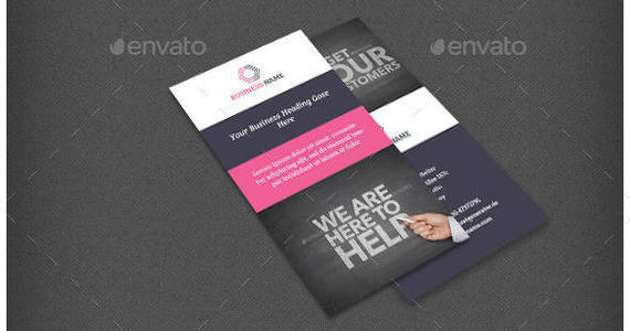 Box corporate 20business 20trifold 20brochure