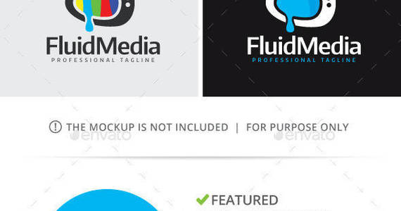 Box fluid media logo