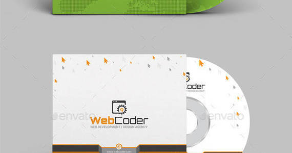 Box web coder web design and web development project cd pack image preview