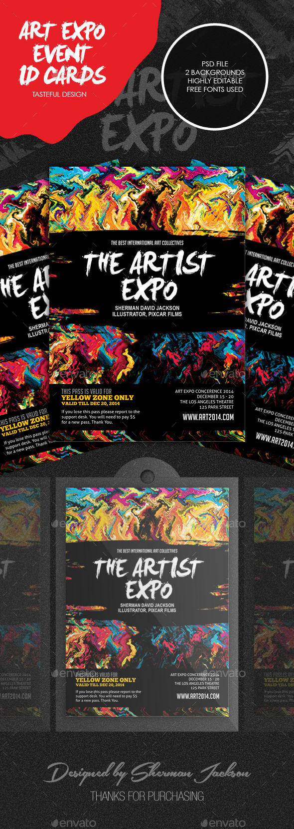 Art event expo id prev