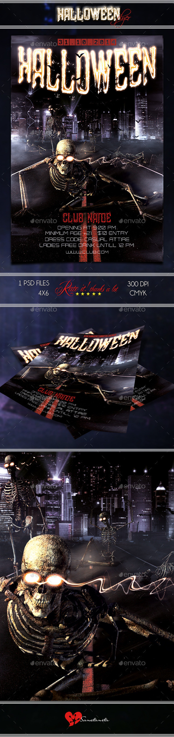 Halloween 20flyer 20preview
