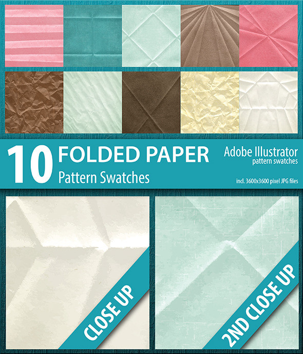 Folded 20paper 20illustrator 20patterns 20preview