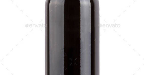 Box red wine bottle preview