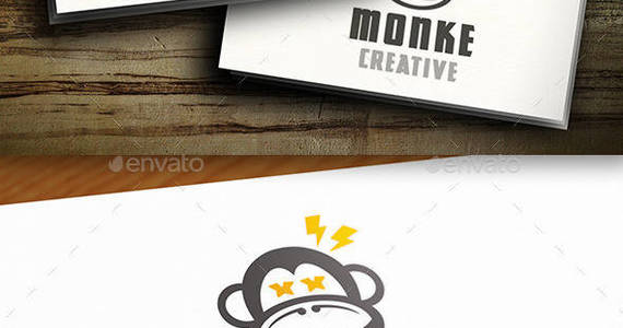 Box creative 20monkey 20logo 20preview