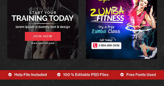 Box nf 342 health 20  20fitness 20instagram 20templates preview