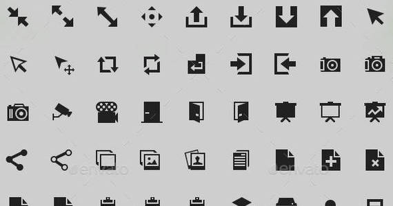 Box icon 20set