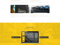 Thumb 02 businessline onepage business corporate theme screen