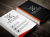 Thumb 01 modern retro 20 business card