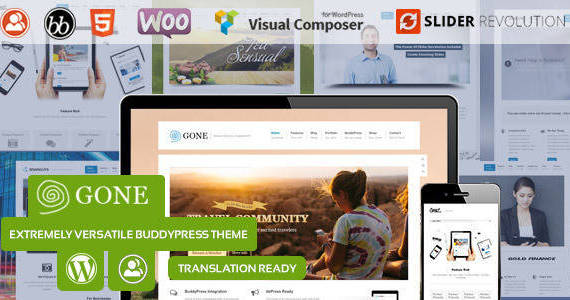 Box 1 goneowrdpresstheme.  large preview