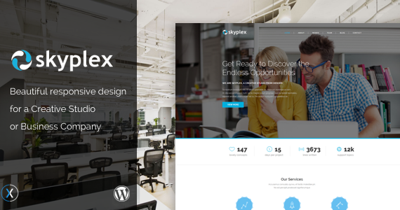 Box skyplex themeforest banner.  large preview