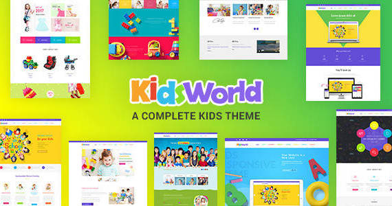 Box kids world preview.  large preview