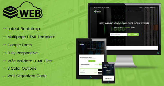 Box webhosting banner.  large preview