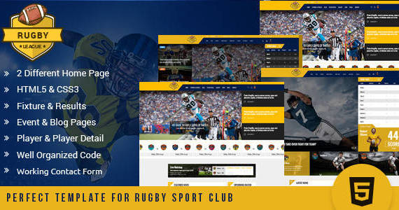 Box rugby theme preview.  large preview