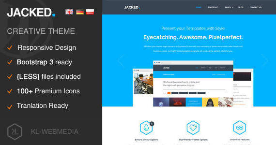 Box 01 themeforest preview.  large preview