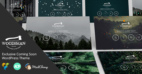 Box 16 woodsman theme preview.  large preview.  large preview