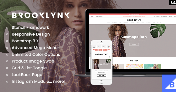 Box brooklynk premium responsive fashion bigcommerce theme preview.  large preview