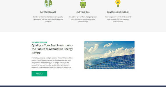 Box solar energy premium moto cms 3 template 64209 original