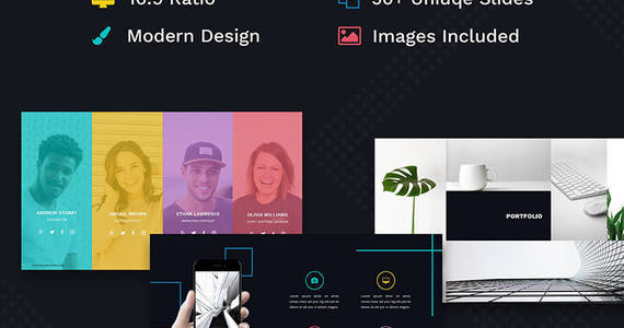 Box innovation creative ppt for design agency powerpoint template 66797 original