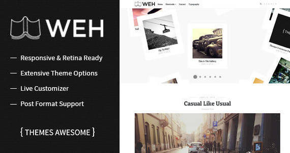 Box weh feature themeforest.  large preview