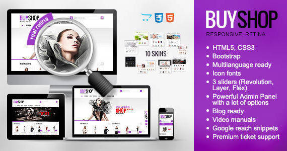 Box 01 buyshop opencart.  large preview