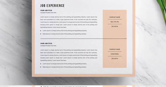 Box 1860567 1531833982511 modern creative resume template   cv template cover letter professional teacher resume main thumbnail image