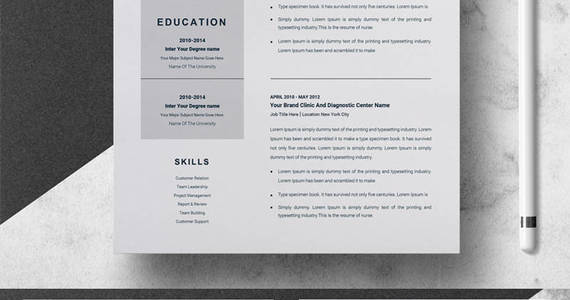 Box 1860567 1532069971440 nurse resume template   cv template cover letter professional nurse resume main thumbnail image