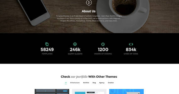 Box starbis business multipurpose bootstrap 4 website template 60047 original