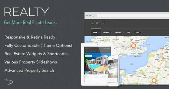 Box 01 realty themeforest cover 590 300.  large preview