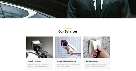Box protect security servces motocms 3 landing page template 66380 original