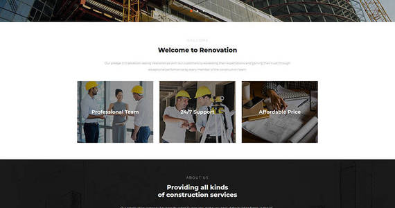 Box engibuild construction company moto cms 3 template 68182 original