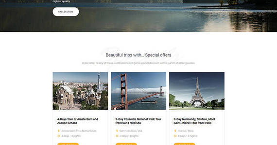 Box skyline travel agency motocms 3 landing page template 66367 original