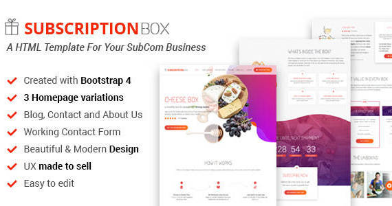 Box 01 subscriptionbox.  large preview