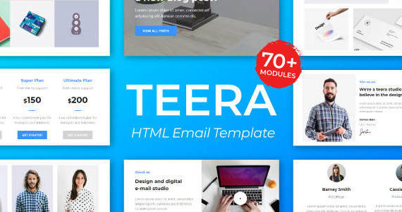 Box 01 teera theme preview.  large preview