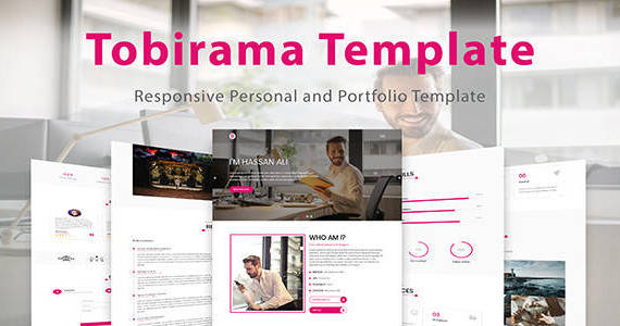 Box 01 tobirama 20  20responsive 20personal 20and 20portfolio 20template.  large preview