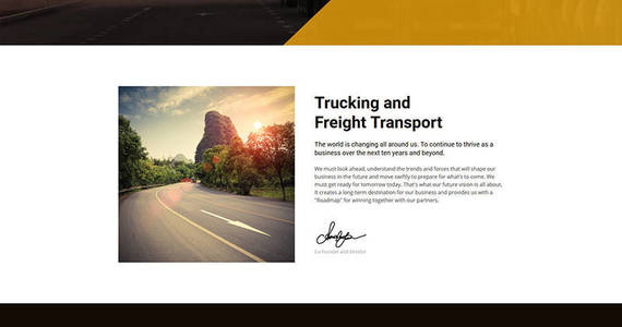 Box leptori logistics and transportation service premium moto cms 3 template 59467 original