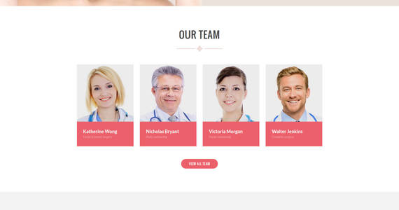 Box visage plastic surgery clinic website template 61232 original