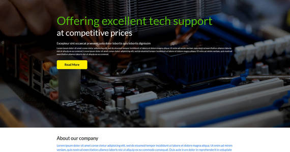 Box fixing pc issues joomla template 51950 original