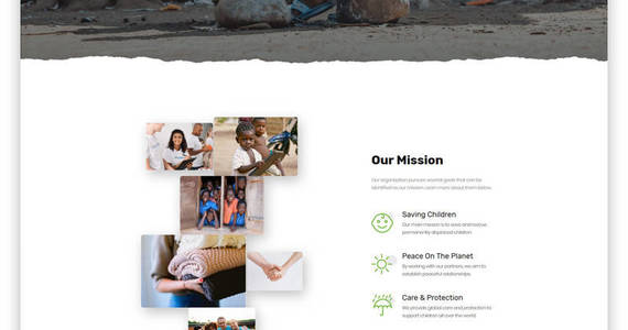 Box helper charity foundation multipage classic html5 bootstrap website template 57666 original