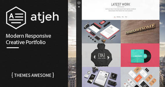 Box atjeh feature themeforest.  large preview