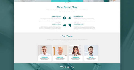 Box dental medical multipurpose modern elementor wordpress theme 54990 original