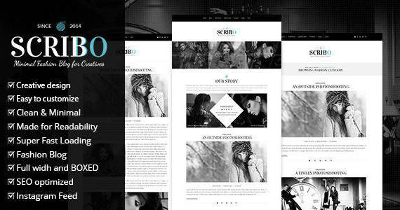 Box scribbo wordpress theme featured.  large preview