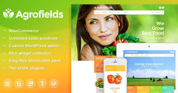 Box agrofields food shop theme preview.  large preview